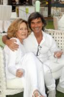 Roberto Alessi - Fregene - 10-07-2013 -  Luca Ward e Giada Desideri si sono sposati a Fregene