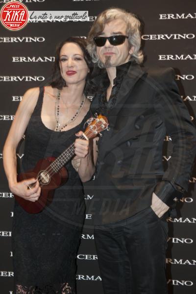 Morgan, Asia Argento - Roma - 09-07-2013 - Asia Argento e Morgan: di nuovo insieme nel nome della musica