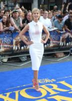 Rosamund Pike - Londra - 10-07-2013 - Quest'estate le star vanno in bianco