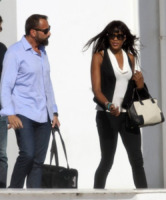Naomi Campbell - Grecia - 11-07-2013 - La celebrity imbucata ha l'espulsione assicurata!