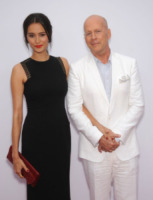 Emma Heming, Bruce Willis - Westwood - 11-07-2013 - Catherine Zeta-Jones splendida in nero alla premiere di Red 2