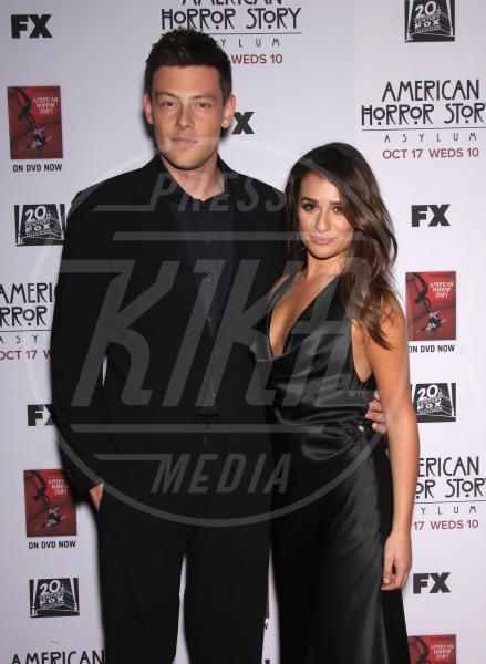Cory Monteith, Lea Michele - Vancouver - 14-07-2013 - Le star che non sapevi fossero rimaste vedove da giovani