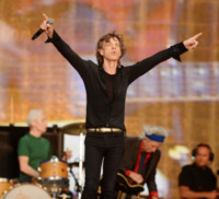 Rolling Stones, Mick Jagger - Londra - 13-07-2013 - Mick Jagger produrrà una biografia di Elvis Presley