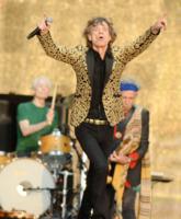 Rolling Stones, Mick Jagger - Londra - 13-07-2013 - Le star che non sapevi avessero avuto figli in tarda età