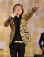Rolling Stones, Mick Jagger - Londra - 13-07-2013 - Mick Jagger, se questo è un nonno (per cinque volte)