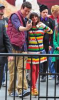 Cory Monteith, Lea Michele - Vancouver - 13-07-2013 - Lea Michele torna a parlare dopo la morte di Cory Monteith