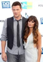 Cory Monteith, Lea Michele - Vancouver - 13-07-2013 - Lea Michele alla festa per il bambino di Jamie-Lynn Siegler