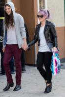 Matthew Mosshart, Kelly Osbourne - New York - 23-04-2013 - Kelly Osbourne fidanzata ufficialmente con Matthew Mosshart