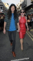 Matthew Mosshart, Kelly Osbourne - New York - 15-09-2012 - Kelly Osbourne fidanzata ufficialmente con Matthew Mosshart