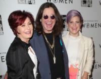 Ozzy Osbourne, Sharon Osbourne, Kelly Osbourne - New York - 19-05-2013 - Kelly Osbourne fidanzata ufficialmente con Matthew Mosshart