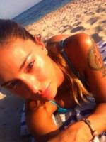 Belen Rodriguez - 15-07-2013 - Santiago De Martino: tutto suo padre