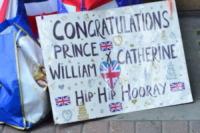 Giornalisti - Londra - 14-07-2013 - Royal Cambridge, le congratulazioni non sono più solo su carta