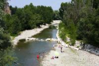 Fiume Adda Cassano d'Adda - Cassano d'Adda - 14-07-2013 - Vacanze low cost, l'estate alternativa è in riva al fiume