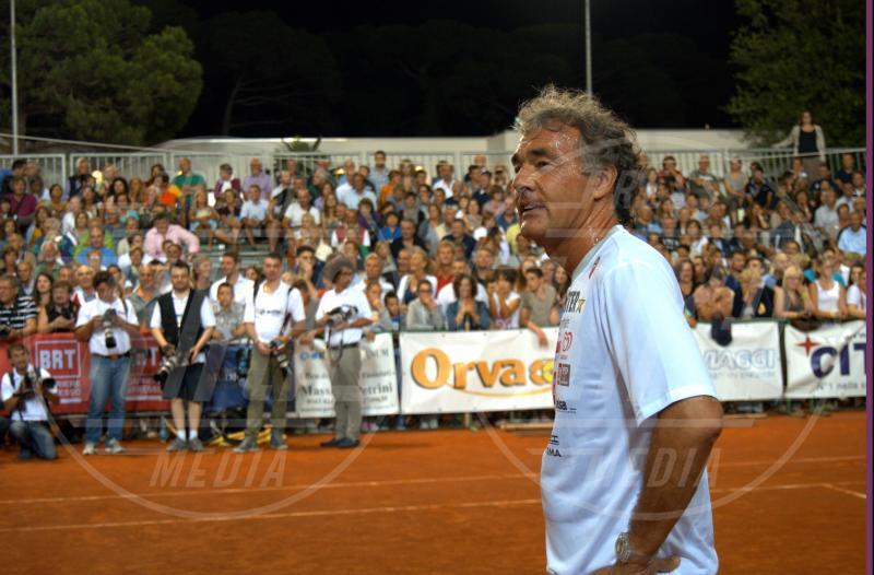 Massimo Giletti - Milano Marittima - 16-07-2013 - Gli Us Open risvegliano la passione per il tennis delle star