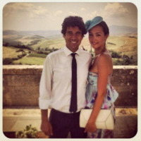 Guido Brera, Caterina Balivo - Milano - 16-07-2013 - Dillo con un tweet: primo bikini-social per Caterina Balivo