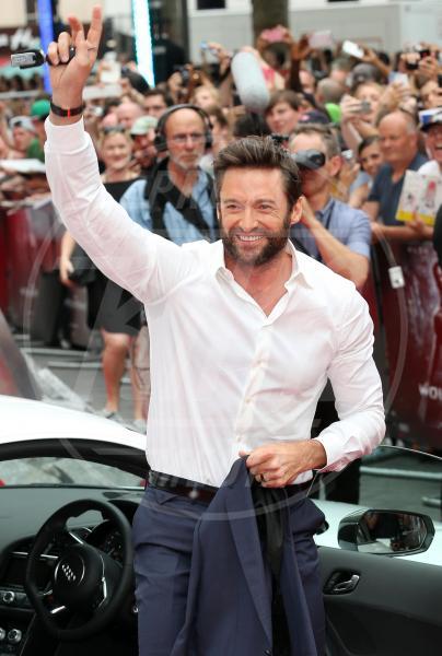 Hugh Jackman - Londra - 16-07-2013 - Hugh Jackman: un Wolverine da 6000 calorie al giorno