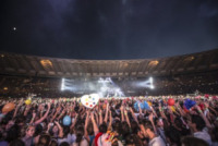 Negramaro - Roma - 16-07-2013 - Roma: trionfo all'Olimpico per i Negramaro