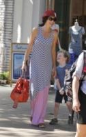 Henry, Minnie Driver - West Hollywood - 16-07-2013 - Maxi dress: tutta la comodità dell'estate