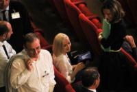 Domnica Cemortan - Grosseto - 17-07-2013 - Costa Concordia: Schettino e Domnica Cemortan in aula