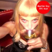 Madonna - Los Angeles - 15-05-2013 - SOS Cocktail: ma sai quante calorie stai bevendo?