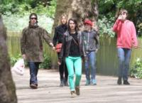 Lennon Gallagher, Gene Gallagher, Liam Gallagher, Nicole Appleton - Londra - 25-05-2013 - Liam Gallagher ha una figlia segreta?