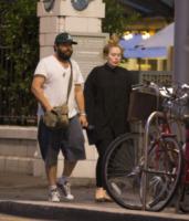 Simon Konecki, Adele Adkins - Londra - 15-07-2013 - Adele di nuovo single, i motivi della separazione