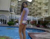 Laura Barriales - Los Angeles - 17-07-2013 - Dillo con un tweet: Palmas-Brumotti, un'estate a bombazza