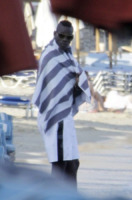 Mario Balotelli - Mykonos - 17-07-2013 - Grecia: Balotelli in vacanza senza Fanny