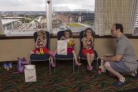 Triplets Hits Charm City - Baltimora - 18-07-2013 - Nel Maryland la (tripla) festa dei gemelli