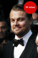 Leonardo DiCaprio - Cannes - 15-05-2013 - Forbes 2013: ecco gli attori che hanno guadagnato di più