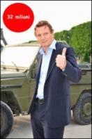Liam Neeson - Parigi - 14-06-2010 - Forbes 2013: ecco gli attori che hanno guadagnato di più