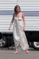 Emily Vancamp - Los Angeles - 18-07-2013 - Maxi dress: tutta la comodità  dell'estate