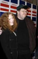 Kathleen Glynn, Michael Moore - Los Angeles - 06-01-2005 - Michael Moore  e Kathleen Glynn si sono detti addio