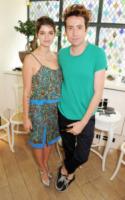 Nick Grimshaw, Pixie Geldof - Londra - 18-07-2013 - K.M.       telefono              casa