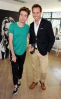 Julian Diment, Nick Grimshaw - Londra - 18-07-2013 - K.M.       telefono              casa