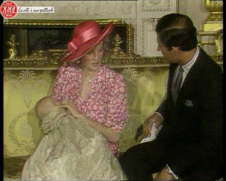 Principe Carlo d'Inghilterra, Principe William, Lady Diana - Londra - 04-08-1982 - 20 anni fa moriva Lady Diana, la principessa di cuori