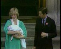Principe Carlo d'Inghilterra, Principe William, Lady Diana - Londra - 22-06-1981 - Royal Baby: Lady Diana sarebbe oggi nonna