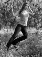 Michelle Trachtenberg - Los Angeles - 19-07-2013 - Da Abercrombie al cinema, il passo è breve