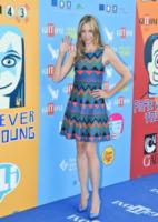 Mira Sorvino - Salerno - 20-07-2013 - Giffoni Film Festival: per i Sorvino un blu carpet di famiglia