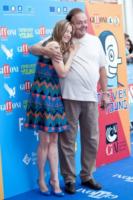 Paul Sorvino, Mira Sorvino - Salerno - 20-07-2013 - Giffoni Film Festival: per i Sorvino un blu carpet di famiglia