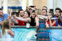 Mira Sorvino - Salerno - 19-07-2013 - Giffoni Film Festival: per i Sorvino un blu carpet di famiglia