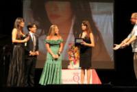 Diego Di Flora, Maria Mazza - Napoli - 20-07-2013 - Maria Grazia Cucinotta apre un mondo di solidarietà