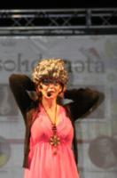 Rosalia Porcaro - Napoli - 20-07-2013 - Maria Grazia Cucinotta apre un mondo di solidarietà