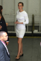 Jennifer Lawrence - Los Angeles - 20-07-2013 - Quest'estate le star vanno in bianco