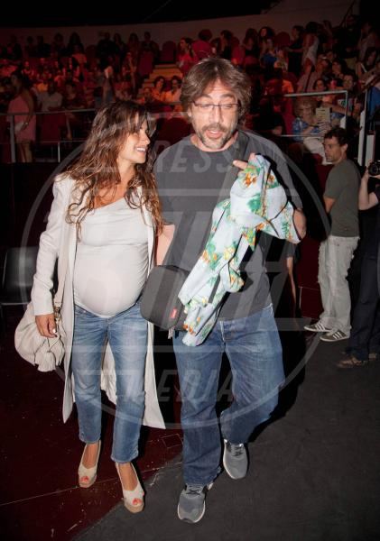 Javier Bardem, Penelope Cruz - Madrid - 20-07-2013 - Penelope Cruz e Javier Bardem: è nato il secondogenito