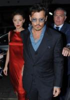"""Amber Heard, Johnny Depp - Londra - 22-07-2013 - Amber Heard: """"Sono un'artista, non una celebrità"""""""
