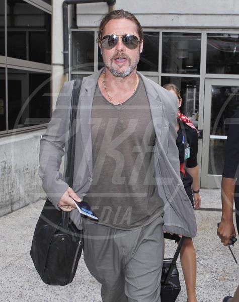 Brad Pitt - Los Angeles - 21-07-2013 - Tanti auguri Brad Pitt: la star di Hollywood compie 50 anni