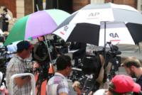 Attesa Royal Baby, Media - Londra - 22-07-2013 - Royal Baby: l'attesa spasmodica è finita