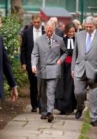 Principe Carlo d'Inghilterra - York - 22-07-2013 - Royal   Baby:  parla   nonno   Carlo
