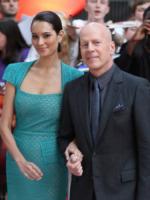 Emma Heming, Bruce Willis - Londra - 22-07-2013 - Bruce Willis, il suo resort ai Caraibi vi lascerà senza parole